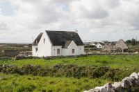 Irland - Cottage bei Spiddal