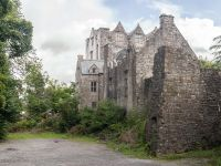 Irland - Donegal Castle